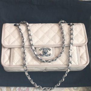 Chanel brand new beige bag